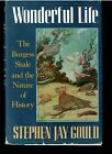 Wonderful Life - Burgess Shale by Stephen Jay Gould a 1989 used hardcover book