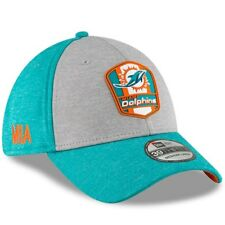 Miami Dolphins Cap Sideline 2018 Road NFL Football New Era 39thirty  M / L