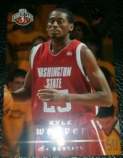 2008-09 UPPER DECK KYLE WEAVER CHARLOTTE BOBCATS NBA ROOKIE TRADING CARD #248