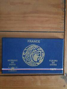 Coffret 1977 France Monnaie de Paris FDC
