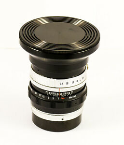 Fujita H.C. 3,5/52 mm pour Fujita 66 / Kalimar 66 moyen format