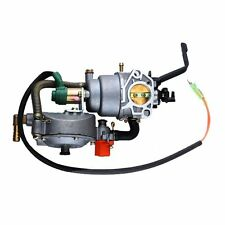 Dual Fuel LPG Conversion Kit Auto Carburetor For Honda Gx390 Motors 13HP 4.5-5K
