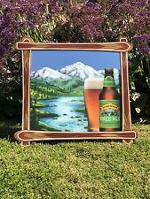 "Sierra Nevada Pale Ale Ski Tequila Whiskey Beer Bar Pub Man Cave Mirror ""New"""