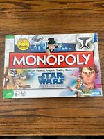 Star Wars Monopoly Game - The Clone Wars Edition 2008 Parts Only