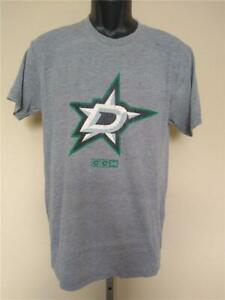 New Dallas Stars #14 Jamie Benn Mens Size S Small Gray Shirt