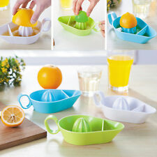 Manual Hand Citrus Juicer Orange Lemon Fruit Juice Maker Squeezer