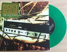 """The All American Rejects - The Last Song 7"""" Green Vinyl"""