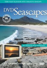 DVD Seascapes - turn your TV into an oceanic screensaver