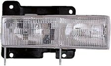 HEADLIGHT ASSEMBLY 92-02 CHEVY & GMC TRUCKS LH