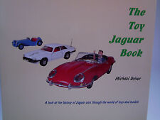 THE TOY JAGUAR BOOK-A LOOK AT THE HISTORY OF TOYS von DRIVER +++ NEU/NEW/NEUF !!