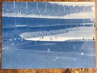 Yankee Stadium 1947 World Series Baseball Postcard New York Times Archive
