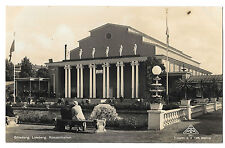 Sweden, Gothenburg, Liseberg Concert Hall PPC, Unposted by C A Traff c 1950s