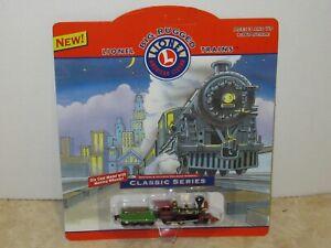 Lionel Big, Rugged Trains