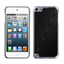 For iPod touch 6th GEN, 5th GEN Black Cosmo Back Protector Cover