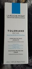 La Roche-Posay Toleriane Riche Soothing Protecting Cream 40ml exp 2019