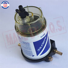 """3/8"""" NPT S3213 Fuel Filter / Water Separating System For Marine outboard Motor"""