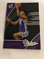2018-19 Donruss  Marvin Bagley III RC The Rookie