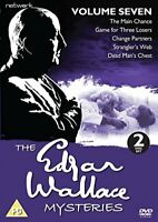 Edgar Wallace Mysteries - Volume 7 [DVD][Region 2]