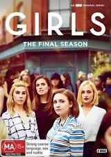 GIRLS Season 6 : NEW DVD