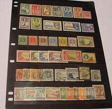 BRITISH AFRICA, Nigeria & Southern Rhodesia, range of older stamps.