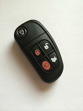 Jaguar Flip Remote Key-X-Type, S-Type, XJ & Ansaugstutzen (2001 - 2009)