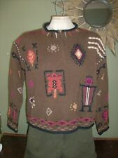 5917c42d684c Brown Women s Icelandic Design Sweaters