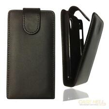 Cell phone Case For Samsung GT-S5610, Flip Case Cover Pouch Case - black