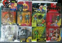 Assorted Lot of 9 Batman Figures Bane Penguin Poison Ivy Robin Riddler Joker