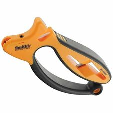 Smith's JIFFY-Pro - Afilador de cuchillos Black Yellow