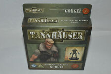 TANNHAUSER Board Game GORGEI Expansion Set Fantasy Flight Rare OOP