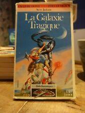 Un livre dont vous êtes le héros La galaxie tragique