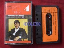 Cassettes audio Elvis Presley avec compilation
