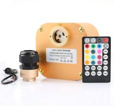 16W Remote Sound Sensory LED Engine Twinkle Star for Car Fiber Optic Light Kit