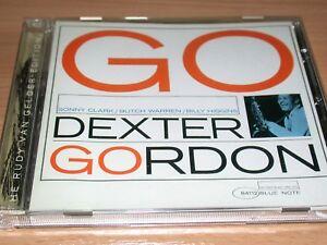 CD : Dexter Gordon : GO !