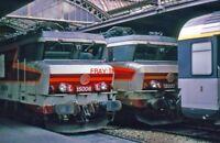 PHOTO  FRENC LOCOS  15006 & 15002 G DE L'EST 5TH SEPT 1997