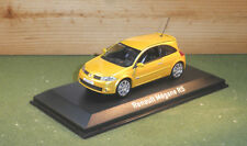 Norev 517635 Renault Megane RS in Gold/Yellow 1/43rd scale