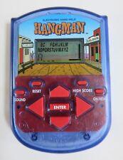 Vintage 1995 Milton Bradley Hangman Electronic Handheld Game, Tested & Works