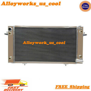 3 Row Radiator For Land Rover Discovery Series 1/Range Rover 3.5L V8 1989-94