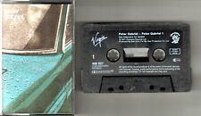 Peter Gabriel   MC / Tape / Kassette  SAME  ©  1977