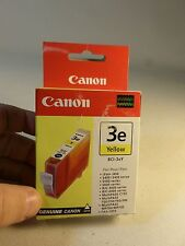 New Genuine Canon BCI-3eY Yellow Ink Tank Set OEM  - retail package