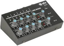 8 CHANNEL MINI MIC MIXER - MM81