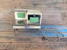 Antique 1920's Metropolitan Inc Lady Junior Electric Oven - Works !