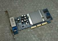 128MB XFX PV-T34K-NTHG nVidia GeForce FX5200 DVI TV-Out AGP Graphics Video Card
