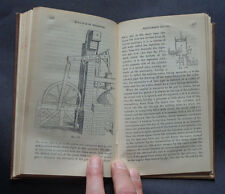 THE ELEMENTS OF MECHANISM by Tate : Machinery / Motors / Lathes / Engines / 1850