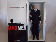 Barbie Ken Doll as Roger Sterling Mad Men Silkstone Doll NRFB