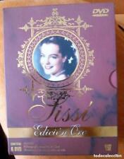 SISSI - EDICION ORO DE 6 DVD **EDICION ESPAÑOLA - FILMOGRAFIA COMPLETA *** **