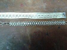 BRACCIALE bagno argento indiano pezzo unico super offerta INDIAN SILVER snake