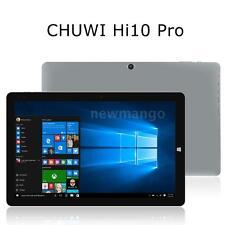 """CHUWI Hi10 Pro Tablet PC Z8300 Remix/Win 10 Quad Core 10.1"""" 64GB Type-C New I3B6"""