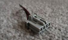 MG ZR ZS Rover 25 200 Streetwise Lucas Pektron 4 Pin Clock Connector Plug