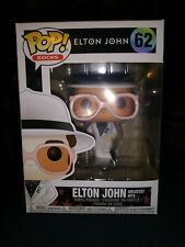 Funko Pop! Rocks #62 Elton John Greatest Hits Vaulted Sold Out chase